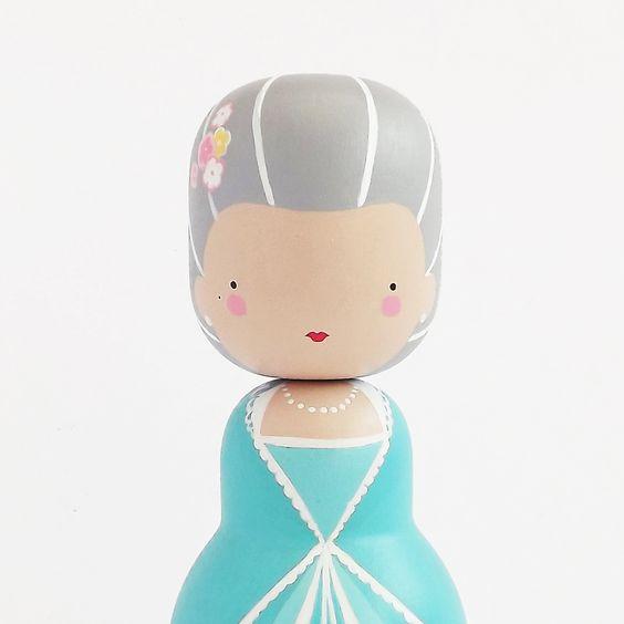 MARIE KOKESHI DOLL | Sketch.inc