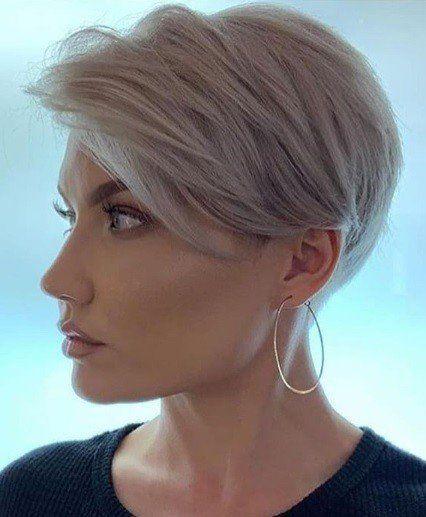 Sehr Kurze Frisuren Fur Frauen 2019 2020 Frisur Trend Kurzhaarfrisuren Haarschnitt Kurz Frisuren Kurz