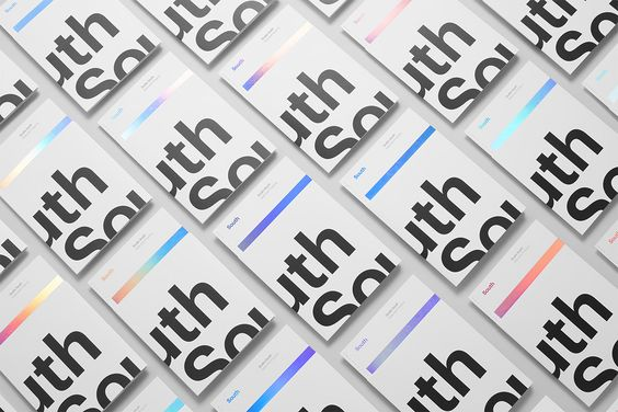 Studio South Branding   Inspiration Grid   Design Inspiration