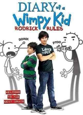 Twentieth Century Fox Diary Of A Wimpy Kid: Rodrick Rules