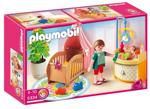 PLAYMOBIL Baby Room with Mobile $12.17 (save $3.82)