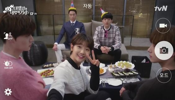 cinderella and the four knights episode 5 dramabeans