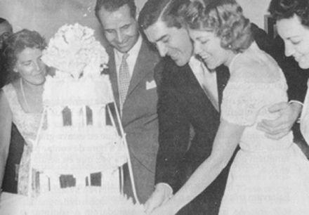 marta-rocha-alvaro-piano-casamento  Há 55 anos, se casavam em Buenos Aires, na Argentina, a Miss Brasil de 1954 Marta Rocha e o milionário português Álvaro Piano.