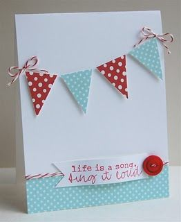 Nice Card idea #stampinup