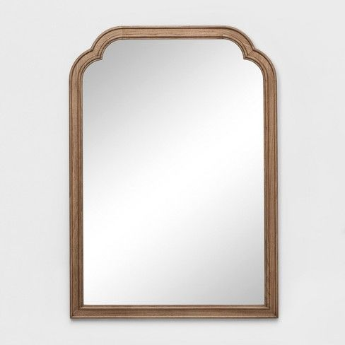 30 French Country Wall Mirror Brown Threshold In 2020 French