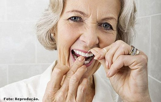 Saúde bucal na terceira idade