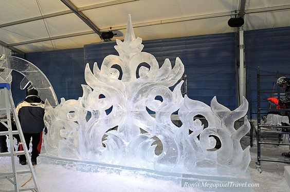 Ottawa Winterlude 2013 – Ice Sculptures | MegaPixel Travel