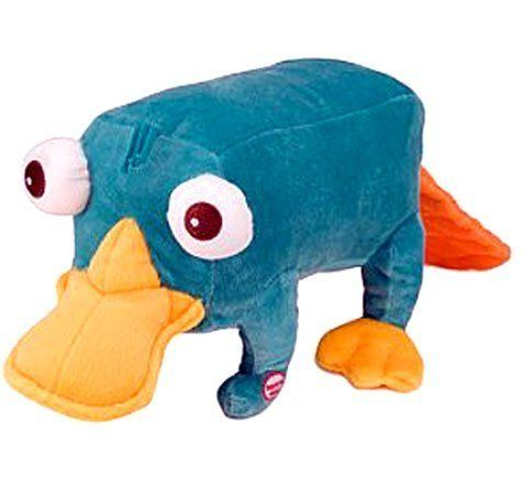 Disney's Phineas and Ferb 14 Inch Talking Plush Figure ...