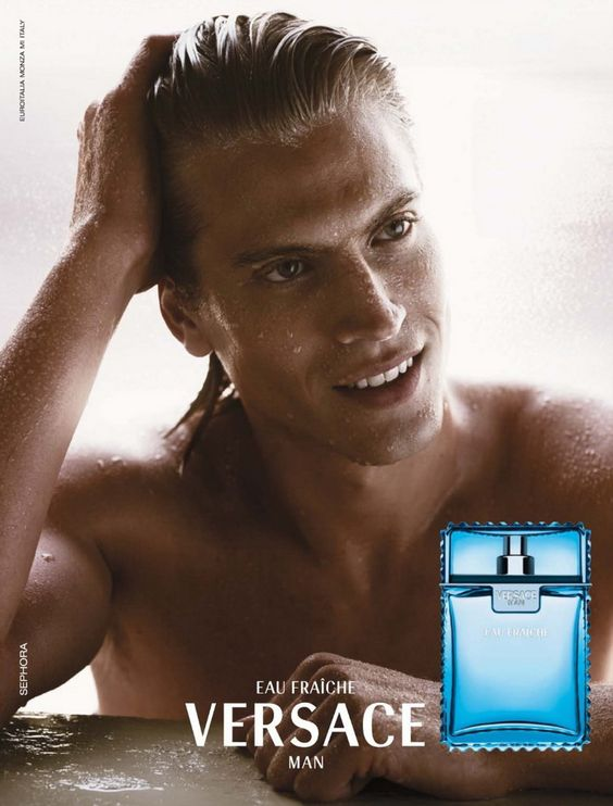 another very sexy men's fragrance... versace a big winner for my lil nose :)