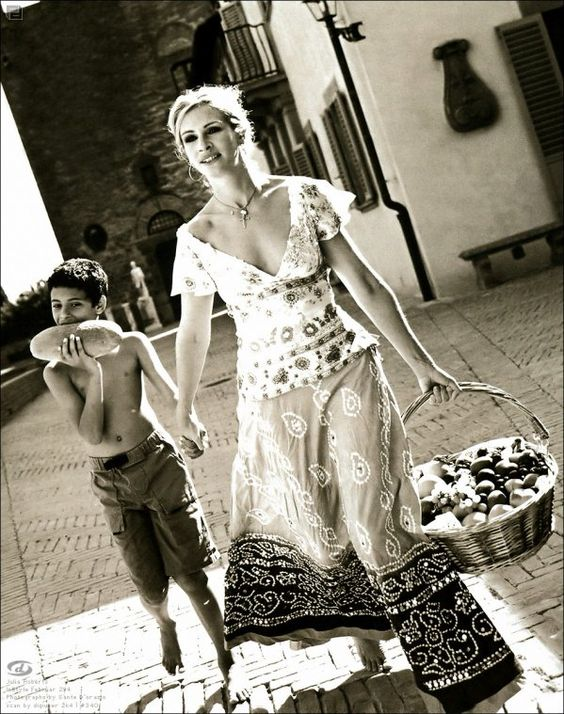Julia Roberts - De toute beauté.