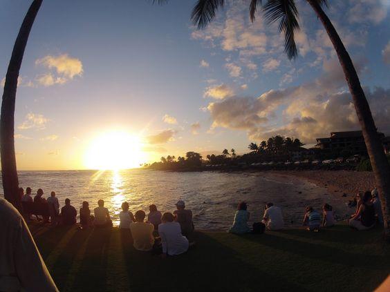 gopro camera, Hawaii