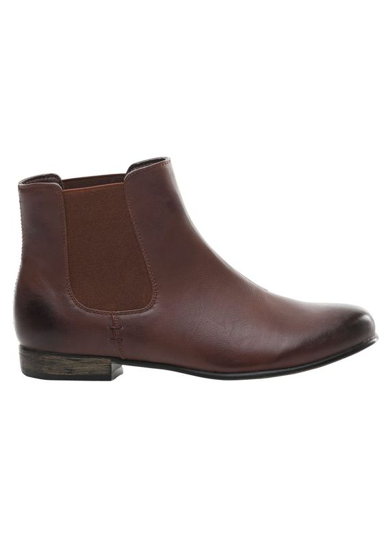 Clothing at Tesco | F Flat Chelsea boot - these look almost perfect, and for £15.  Tempted!
