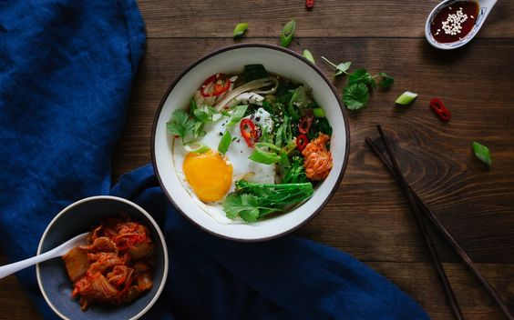 ANYTHING GOES NOODLE BOWL