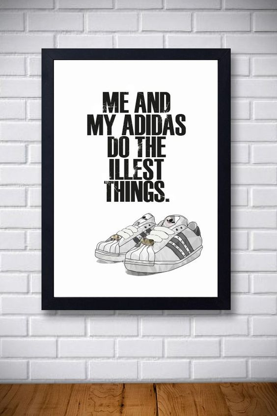 quotes about adidas superstar
