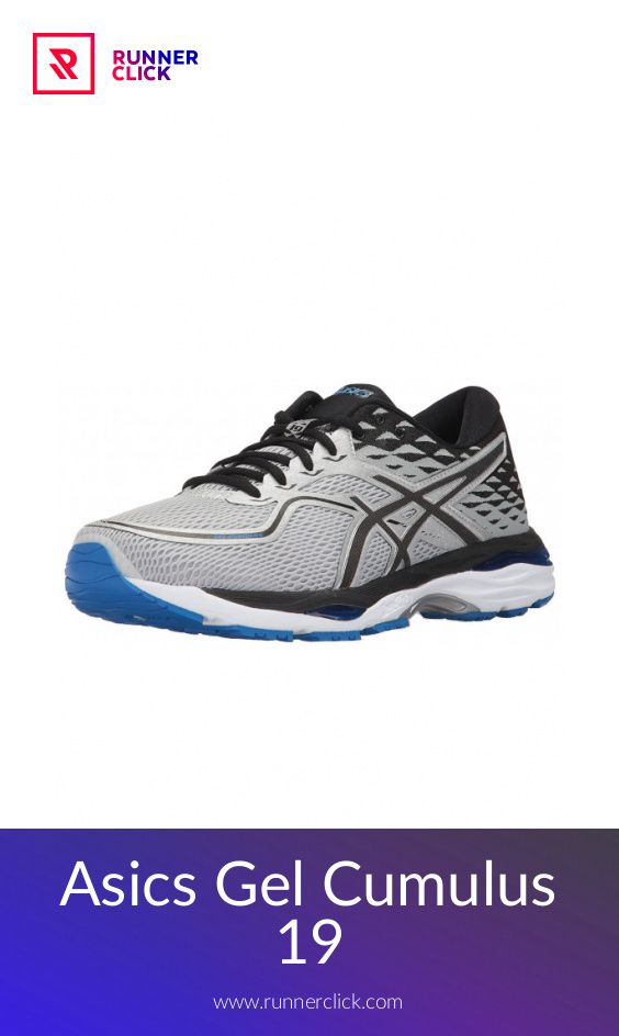 Bienvenido monitor arco  Asics Gel Cumulus 19 | Asics running shoes, Running shoe reviews, Asics
