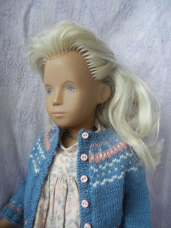Full wardrobe for Sasha doll