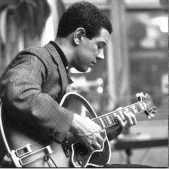 Kenny Burrell - among my very favorite hard bop/soul jazz players.