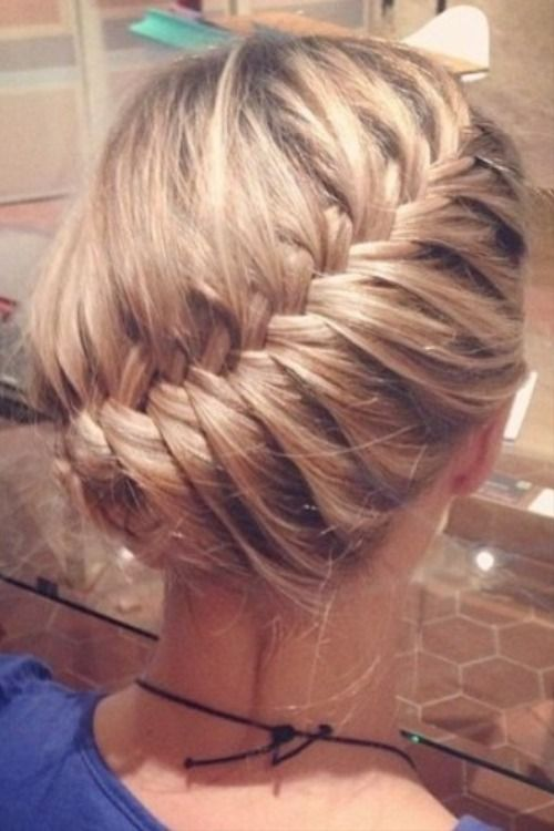 Prom Hairstyles For Short Hair In 2020 Hair Styles Prom Hairstyles For Short Hair Prom Hair