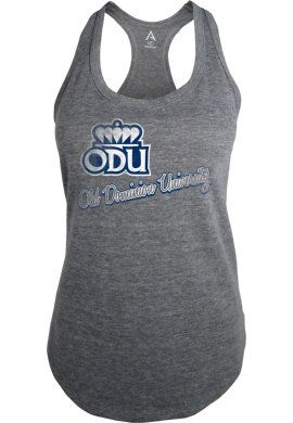 Product: Old Dominion University Women's Racerback Tank Top