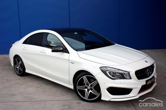 2014 Mercedes Benz Cla250 Sports Car 4matic 59 000 With Images