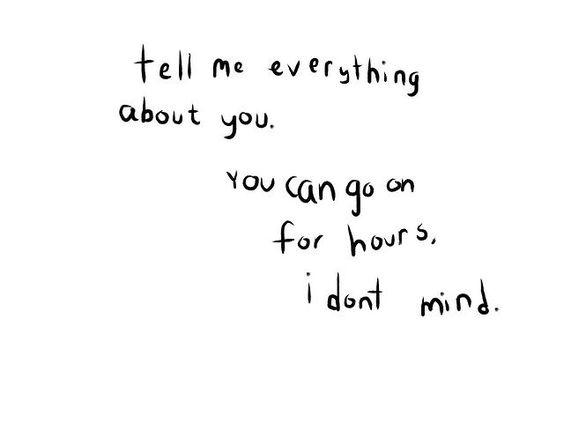 I dont.