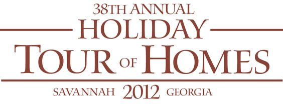 38th Annual Savannah Holiday Tour of Homes - see Savannah dressed in her holiday best this December 8-9. Historic Inns Tour too!