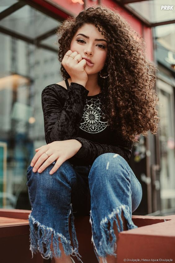 Lindas Mulheres Cacheadas Curly Hair Styles Curly Hair Photos