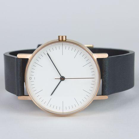 Watches from new Australian brand Stock launch at Dezeen Watch Store