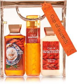 Cup of Warmth Comfy & Cozy Gift Set - Signature Collection - Bath & Body Works