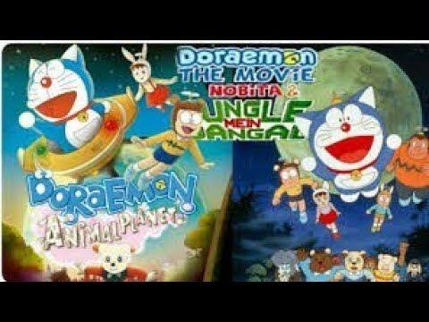 Doremon The Hindi New Movie Nobita And Jungle Mein Dangal New Movie 2020 Youtube Doraemon Movies New Movies 2020