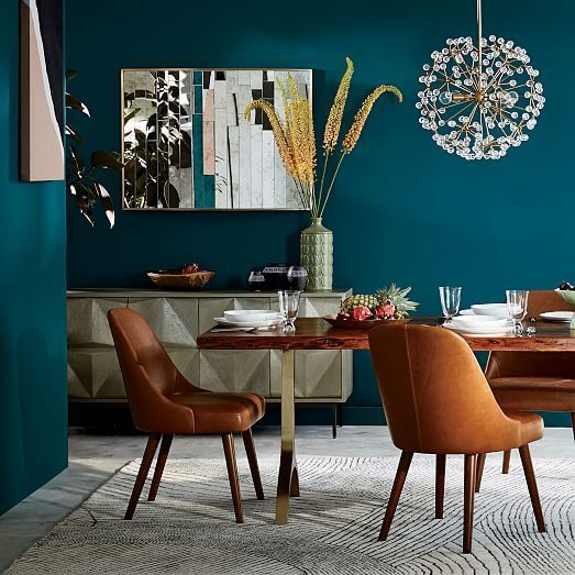 Sherwin Williams Color Of The Year 2018 Dining Room Blue Dining Room Colors Classic Dining Room