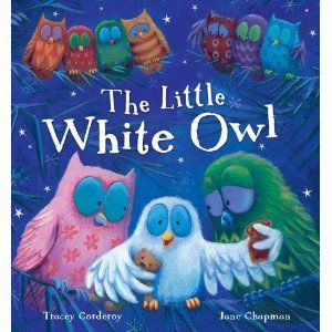 Teaching about differences:  Have kids write about what makes them unique  Little White Owl