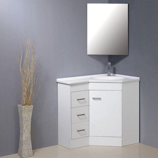 Armarios Com Espelhos Para Banheiros Com Imagens Pia De Canto