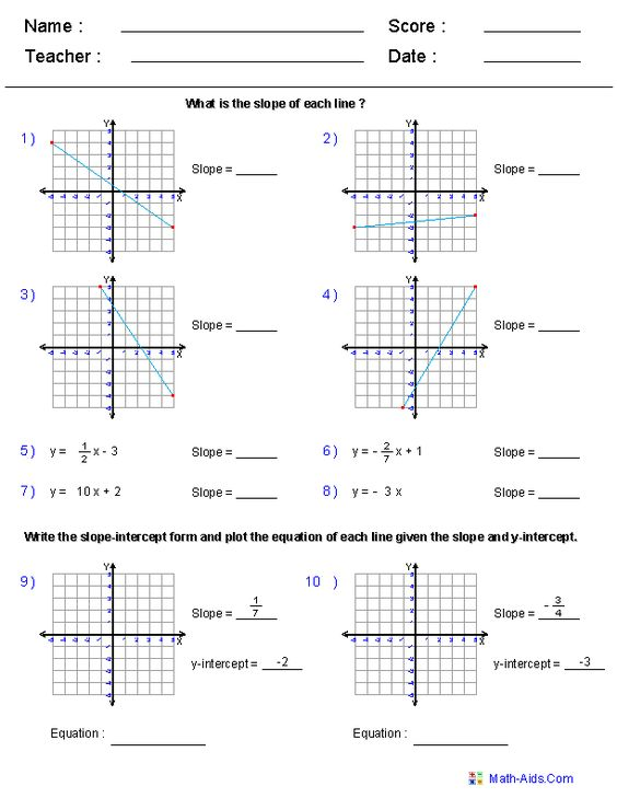 Worksheet Algebra 1 Linear Equations Worksheets equation planes and worksheets on pinterest working with linear equations worksheets