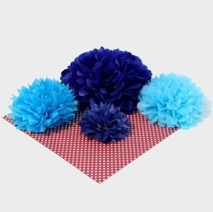 """Pompon """"Les Bleus"""""""