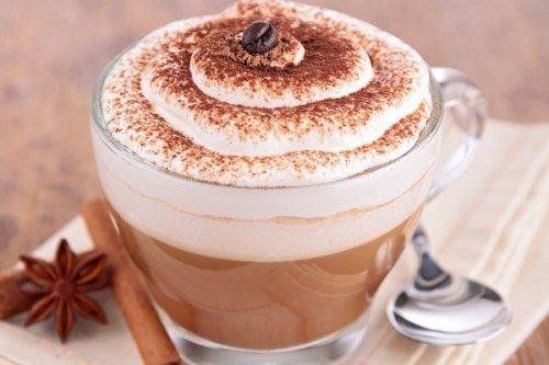 طريقة عمل مشروب الموكا الساخن بالفانيليا コーヒー ドリンク