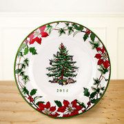 Spode Holiday dishes and serving ware are on major sale on #zulily today!