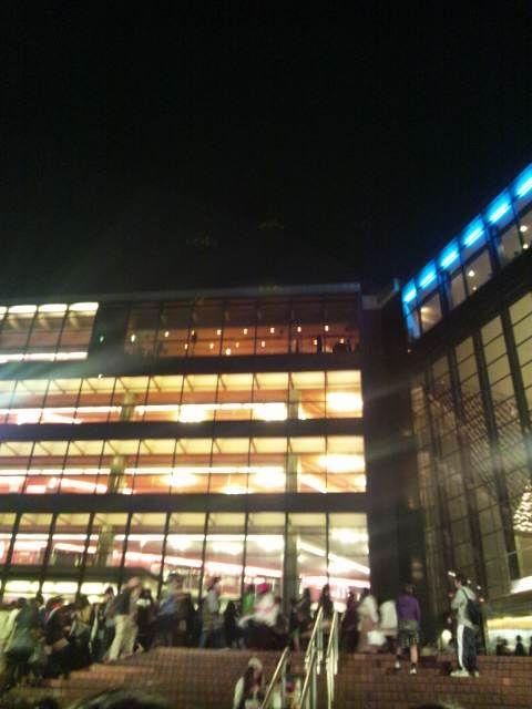 HERO AWARDS 夜の部に参加。2011年11月13日。神奈川県民ホール。