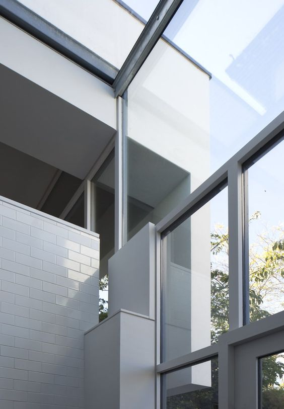 Cut and Fold House, London - Ashton Porter Architects: http://www.ashtonporter.com.
