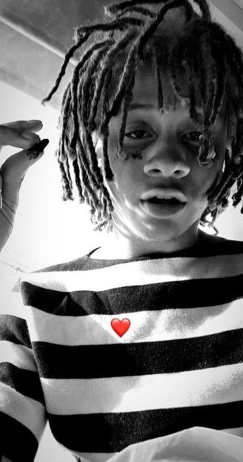 Trippie Redd Personal Photo Wallpaper Trippie Redd Best Rapper Celebrities