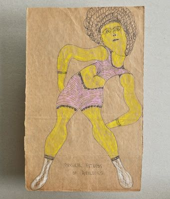 Ohio eccentric Lewis Smith. Candler Arts blog