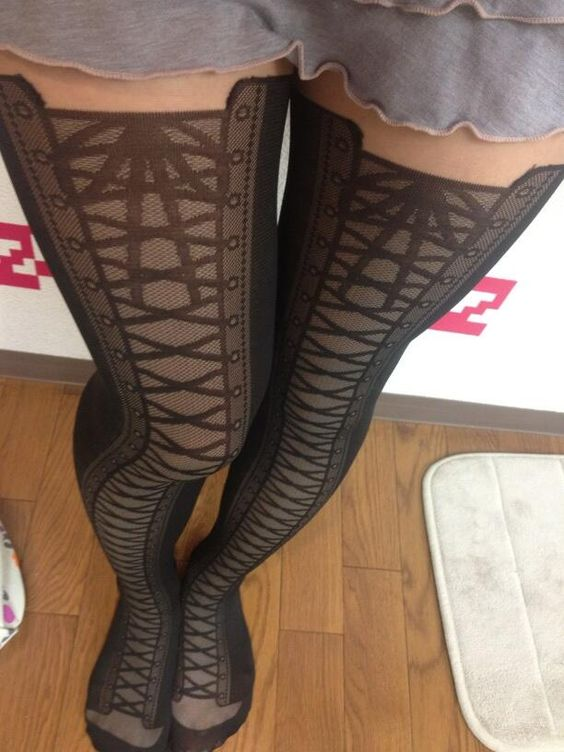 #tights (debiruneko)