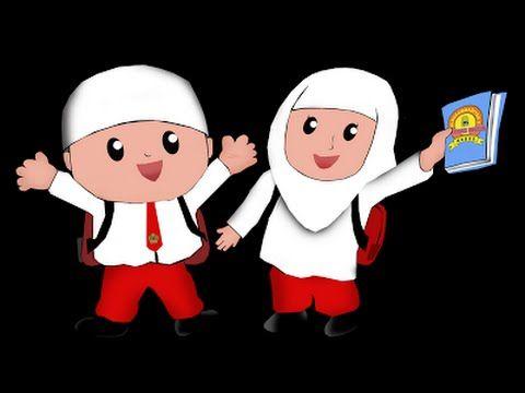 Lagu Anak Ayo Sekolah Kartun Anak Animasi