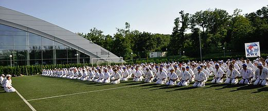 BUDOKAN blog de artes marciales : 2016 Bulgarian Summer Camp - Karate Kyokushin