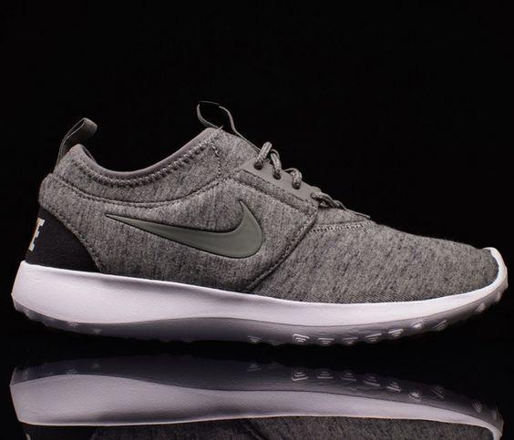 nike Les années air max - Nike Juvenate TP WMNS-Tumbled Grey-Tumbled Grey-Black-White ...