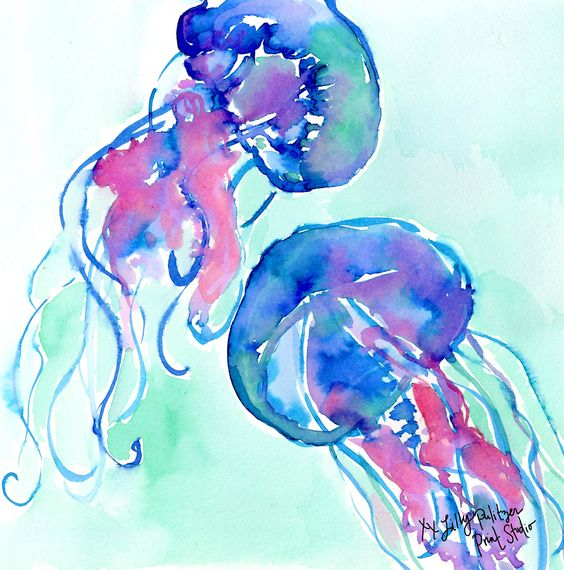 Jellies Be Jammin #lilly5x5