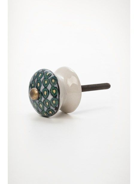 Puxador de Porcelana e Ceramica p/ Gaveta | collector55.com.br loja de decoração online - Collector55