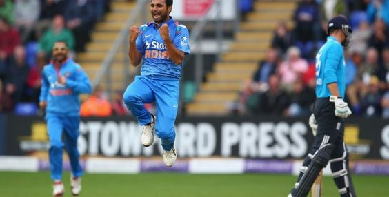 India Win the match by Huge Margin