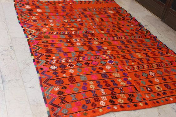 Tapis turcs décoratifs tapis anatolien salon d'accueil par ntfarts