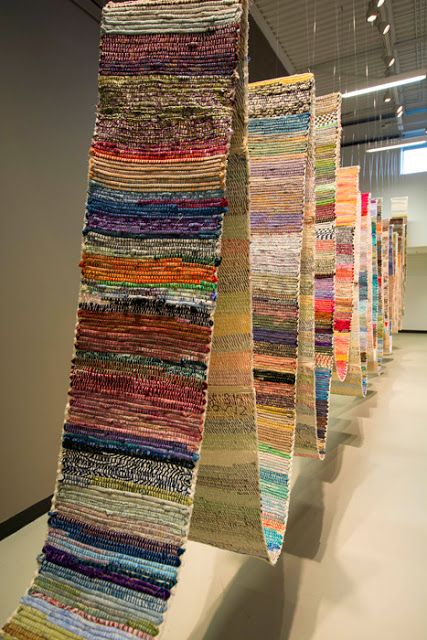 Judy's Update: Slow Stitch: Mindful and Contemplative Textile Art: